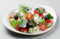 Фреш-салат с фетой