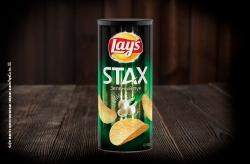 Чипсы «Lays Stax»