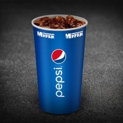 Пепси разливной напиток 0,8л