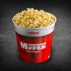 Солёный большой попкорн